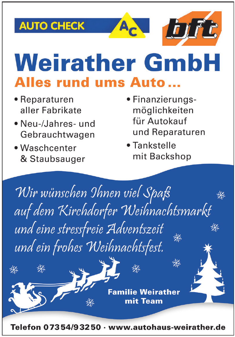 Weirather GmbH