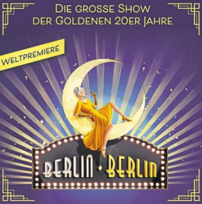 """Christoph Biermeiers """"Berlin Berlin"""" gastiert Ende des Jahres im Admiralspalast.FOTO: PROMO"""