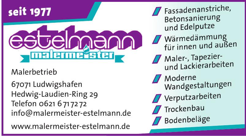 Estelmann Malermeister