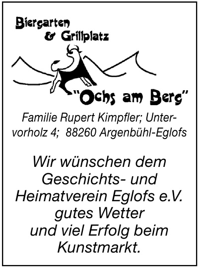 Buntes Treiben Beim Kunstmarkt In Eglofs Wangen Schwabische Zeitung