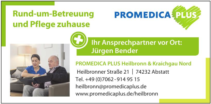 Promedica Plus Heilbronn & Kraichgau Nord