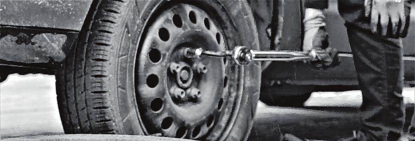 Aufgepasst: Im Oktober steht der Reifenwechsel an. BILD: PIXABAY