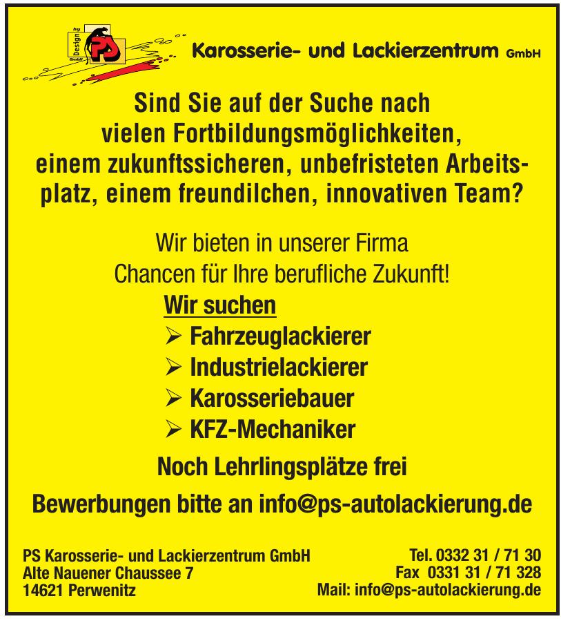 PS Karosserie- und Lackierzentrum GmbH