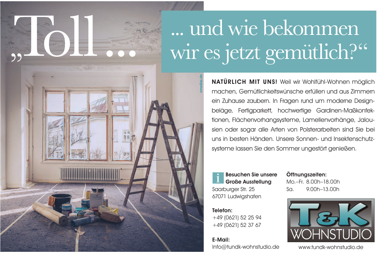 T & K Wohnstudio GmbH