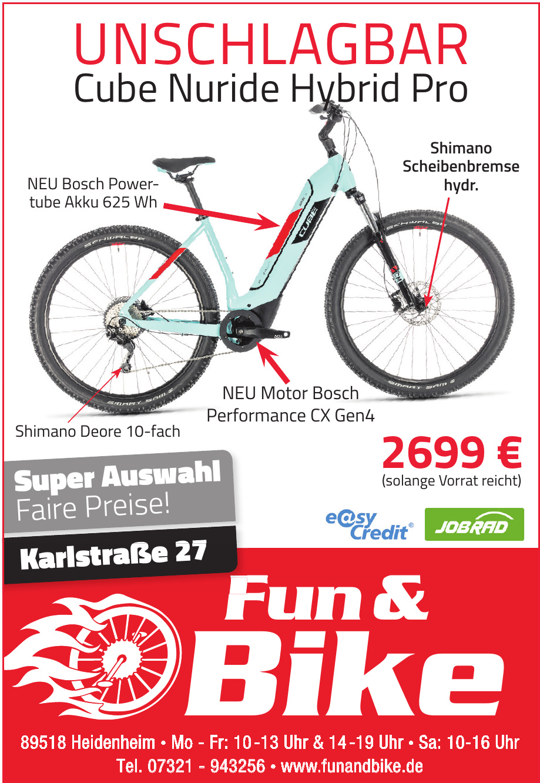 Fun & Bike