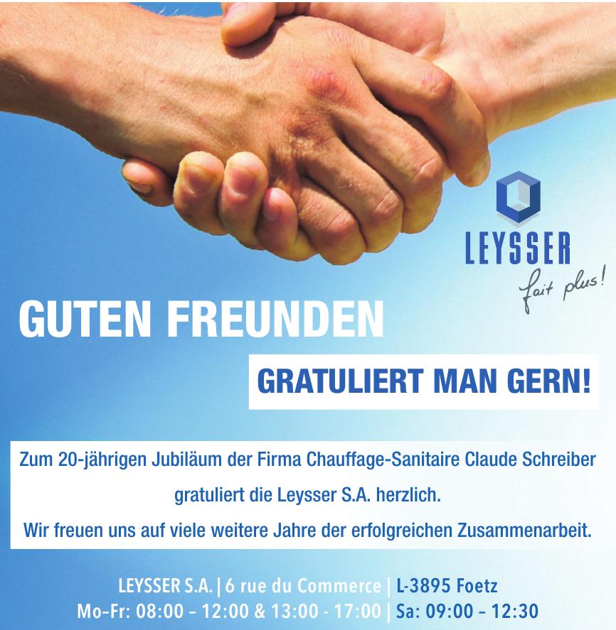 Leysser S.A.
