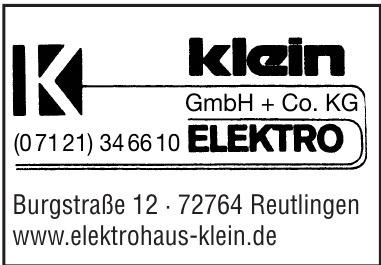 Elektro Klein GmbH & Co. KG