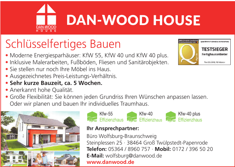 Dan-Wood Wolfsburg