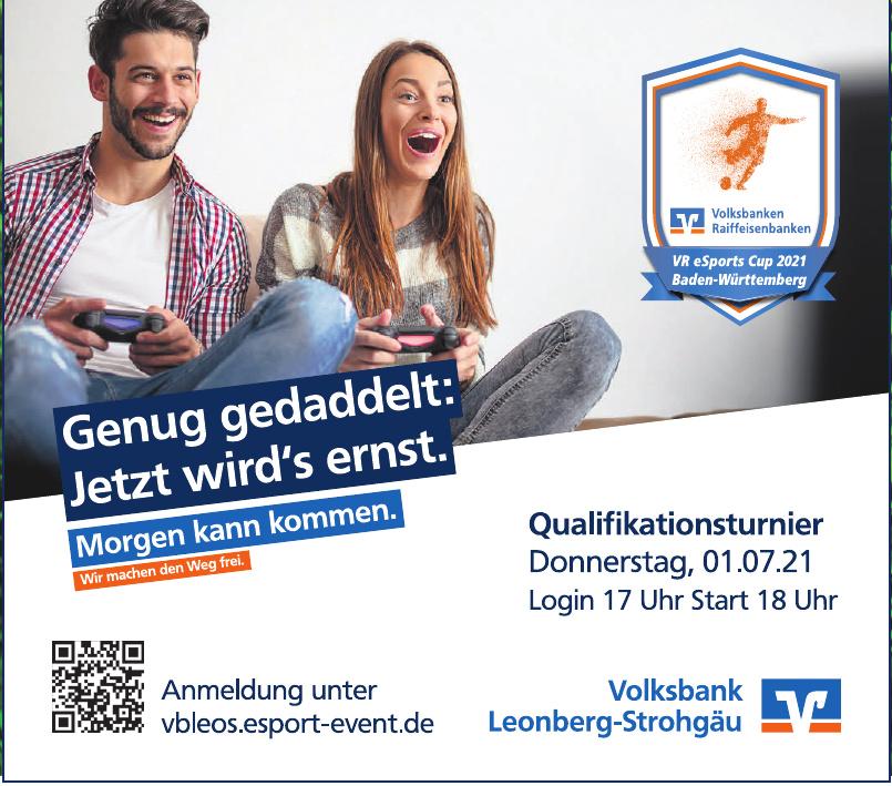 Volksbank Leonberg-Strohgäu