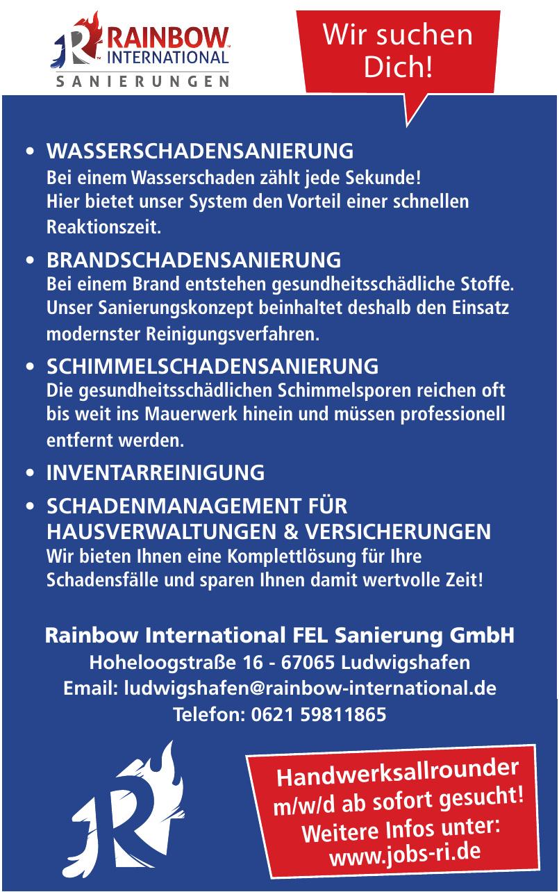 Rainbow International FEL Sanierung GmbH