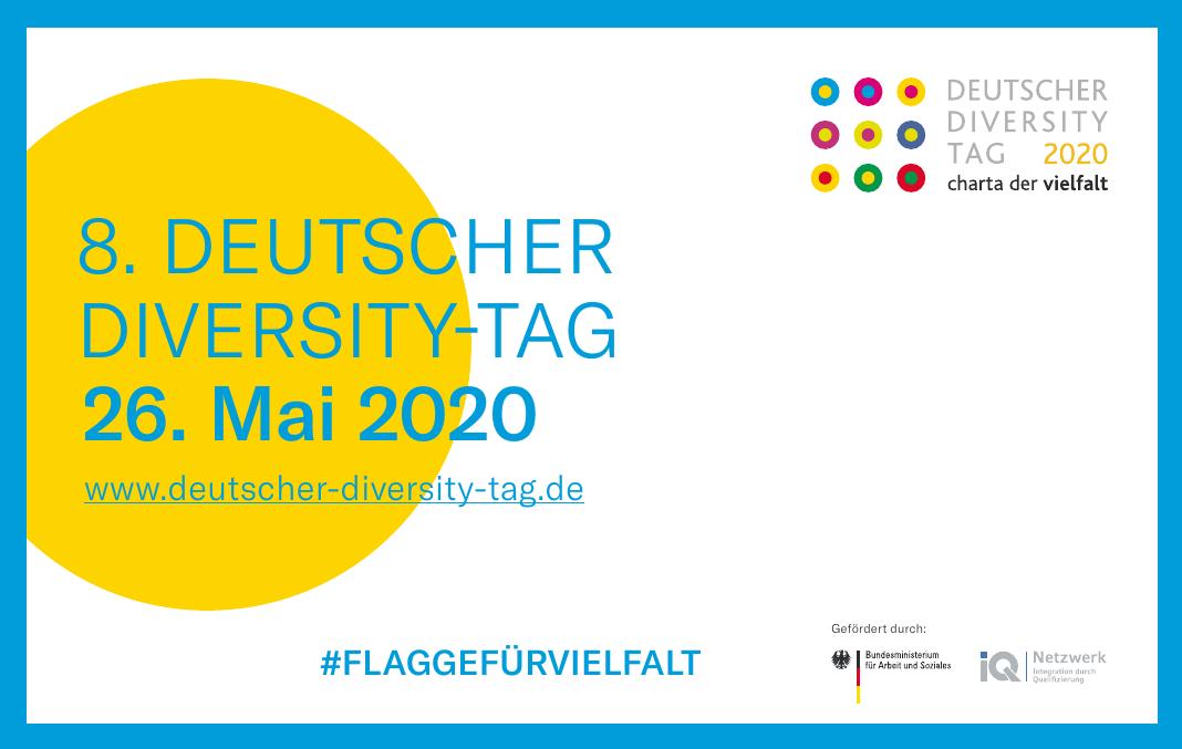 Charta der Vielfalt: Deutscher Diversity Tag 2020