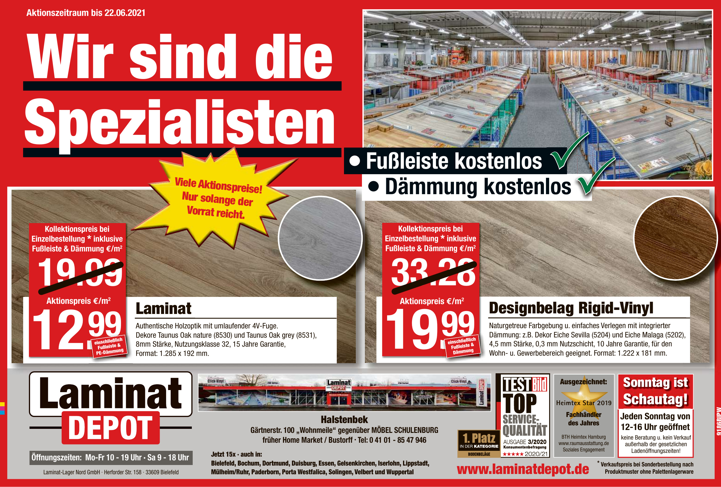 Laminat-Lager Nord GmbH