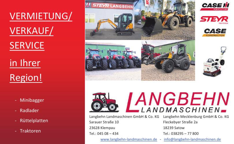 Langbehn Landmaschinen GmbH & Co. KG