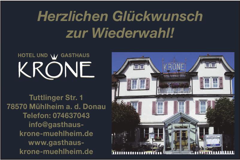 Hotel und Gasthaus Krone