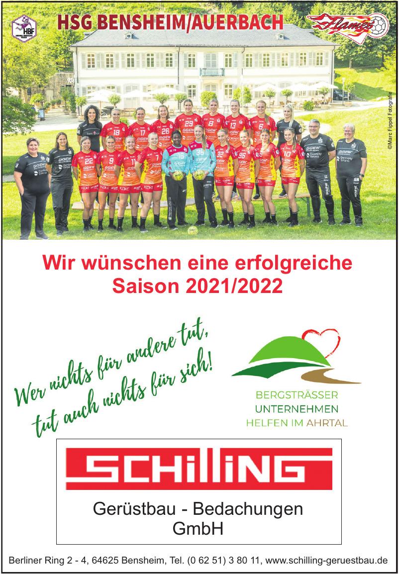 Schilling Gerüstbau - Bedachungen GmbH