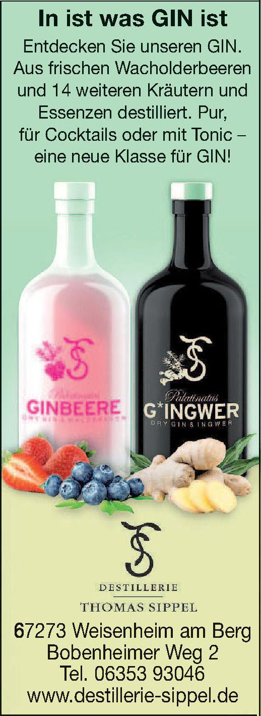 Weingut & Destillerie Thomas Sippel