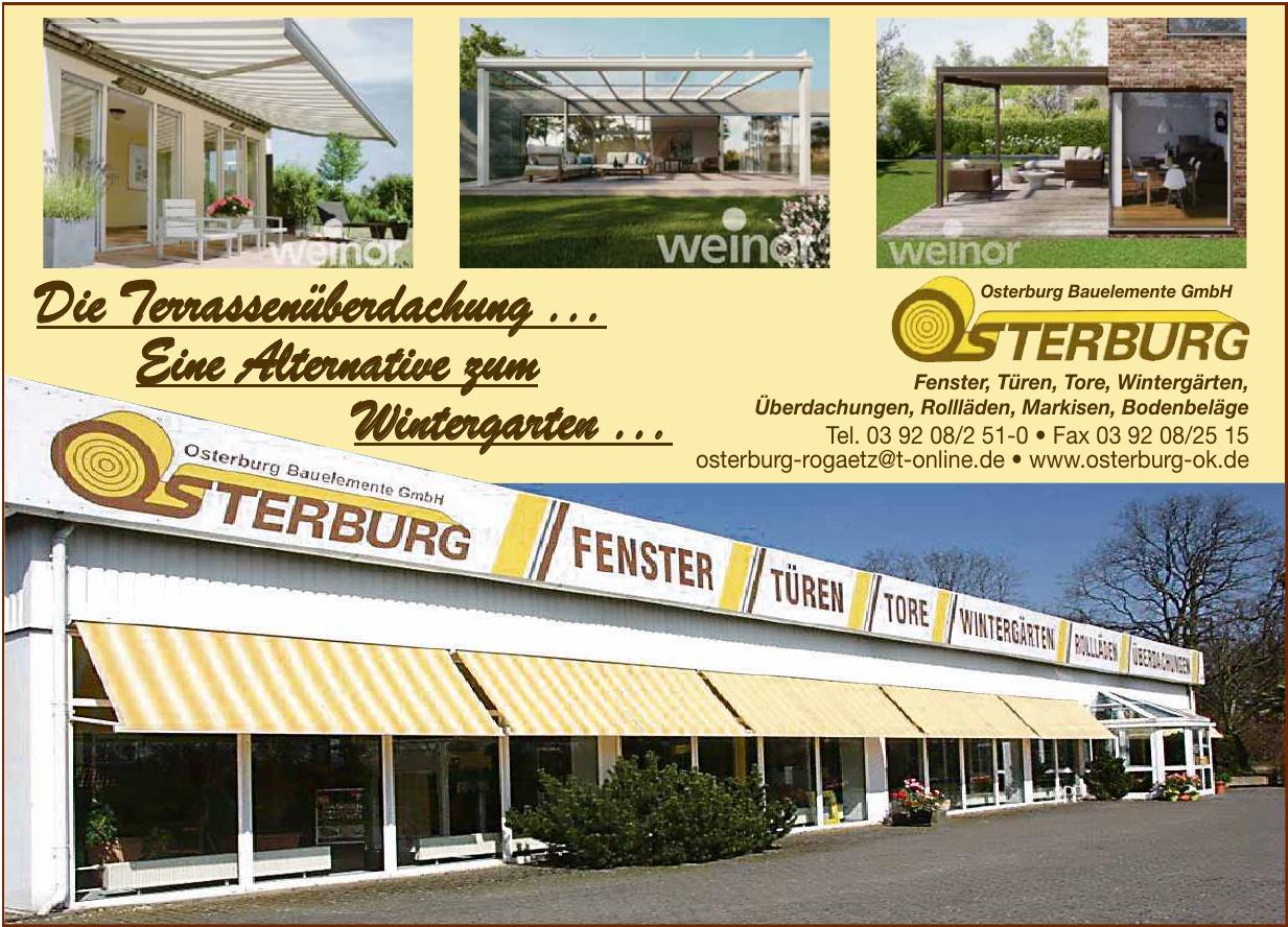 Osterburg Bauelemente GmbH