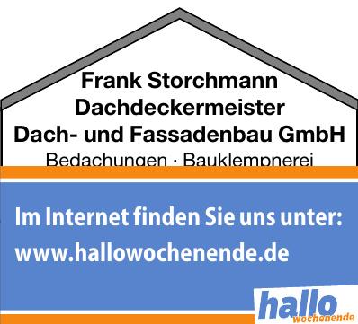 Frank Storchmann Dachdeckermeister Dach- und Fassadenbau GmbH