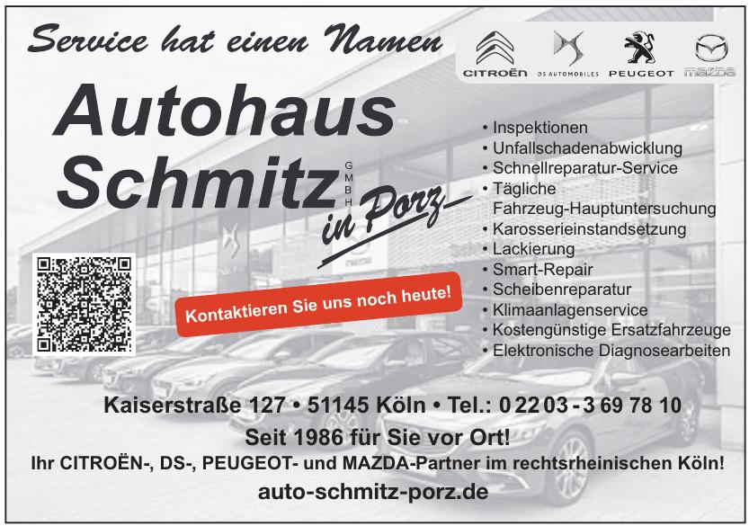 Autohaus Schmitz GmbH