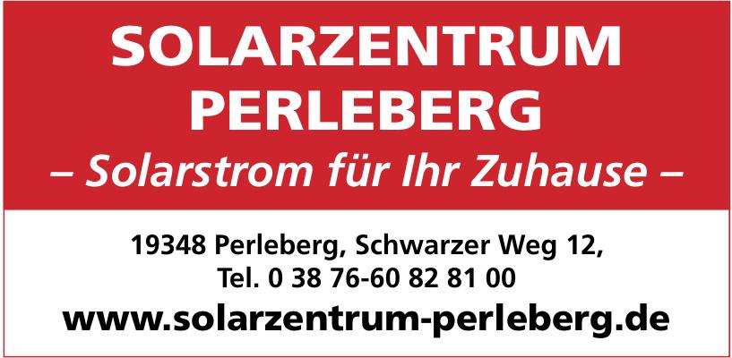Solarzentrum Perleberg