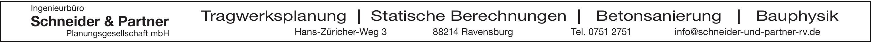 Schneider & Partner Planungsgesellschaft mbH