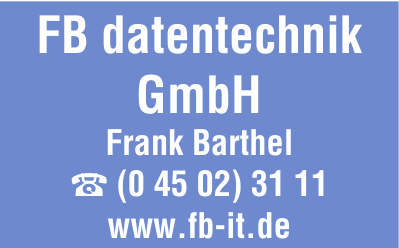 FB datentechnik Frank Barthel