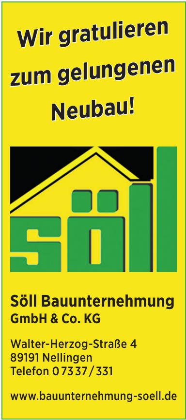 Söll Bauunternehmung GmbH & Co. KG