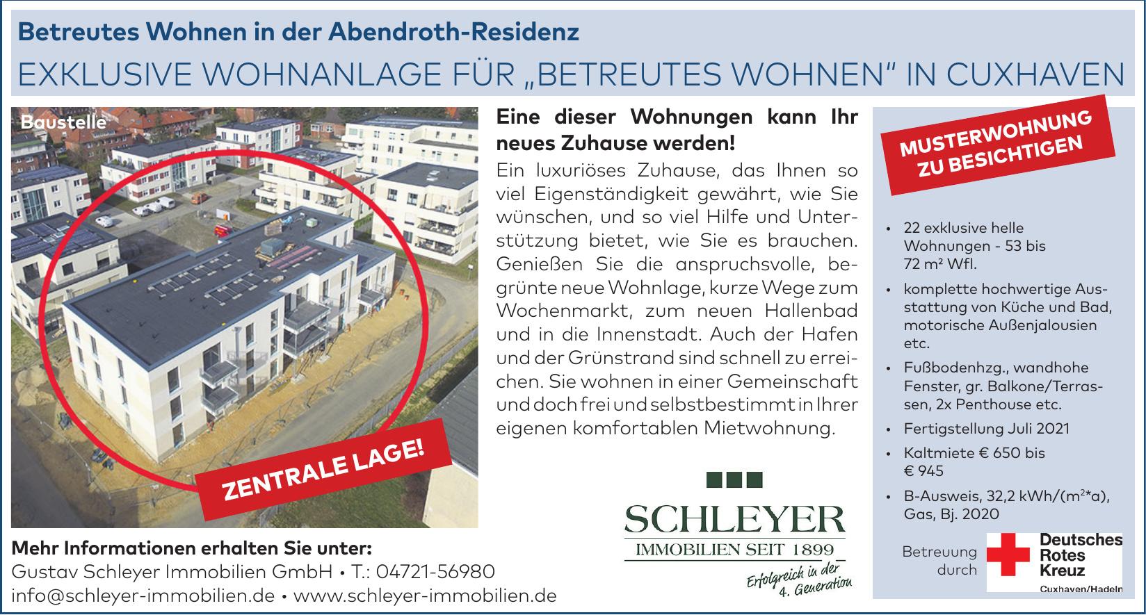 Gustav Schleyer Immobilien GmbH