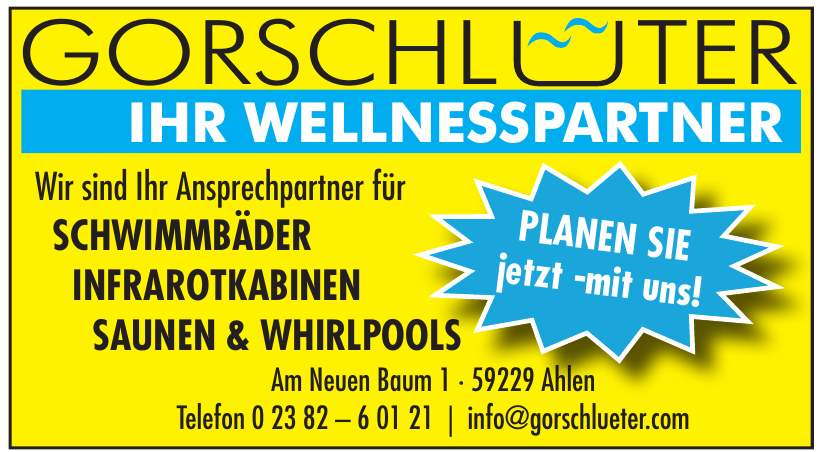 Gorschlüter GmbH & CO. KG