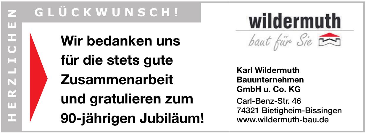 Karl Wildermuth Bauunternehmen GmbH & Co. KG