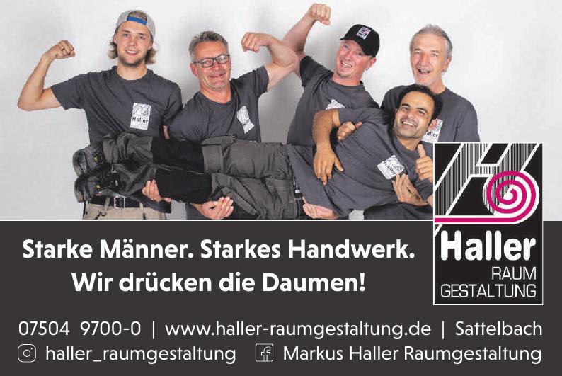 Markus Haller Raumgestaltung GmbH & Co.KG
