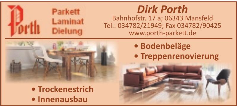 Dirk Porth