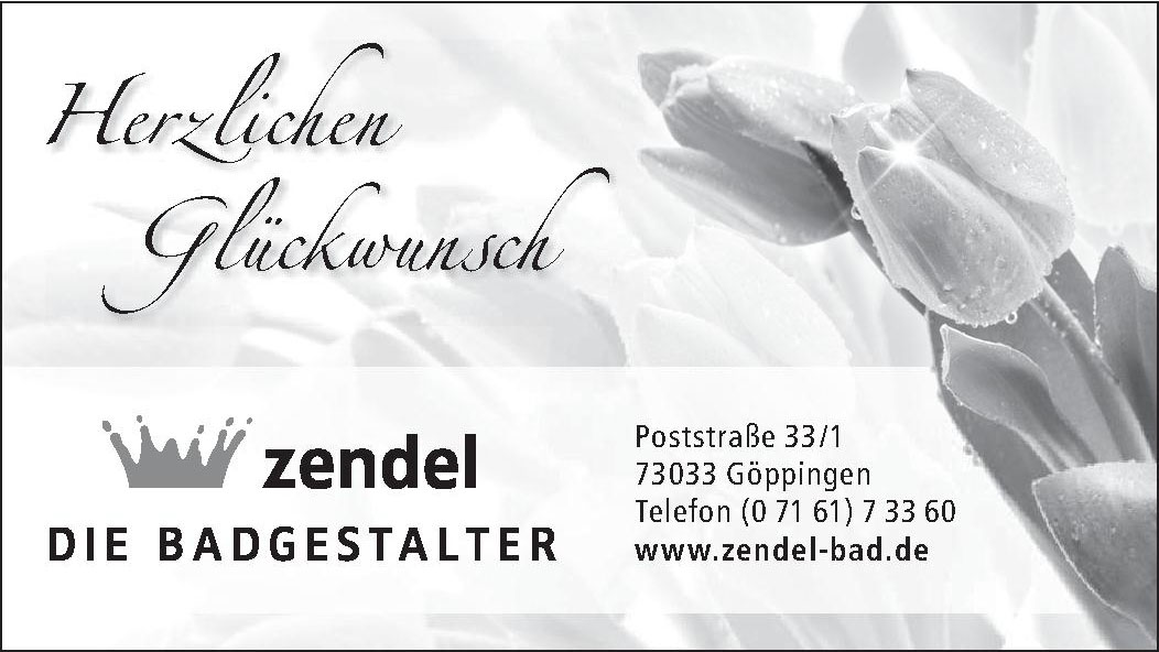 Zendel Bad