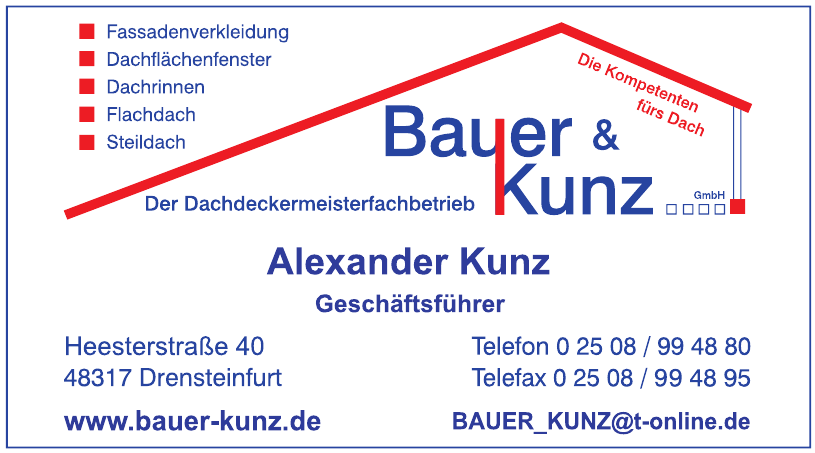Bauer Kunz