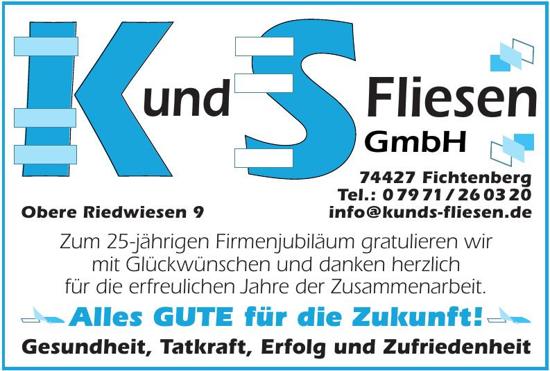 K und S Fliesen GmbH