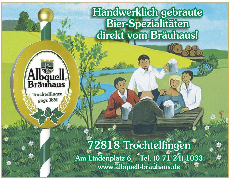 Albquell-Bräuhaus