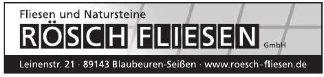 Rösch Fliesen Verlege GmbH