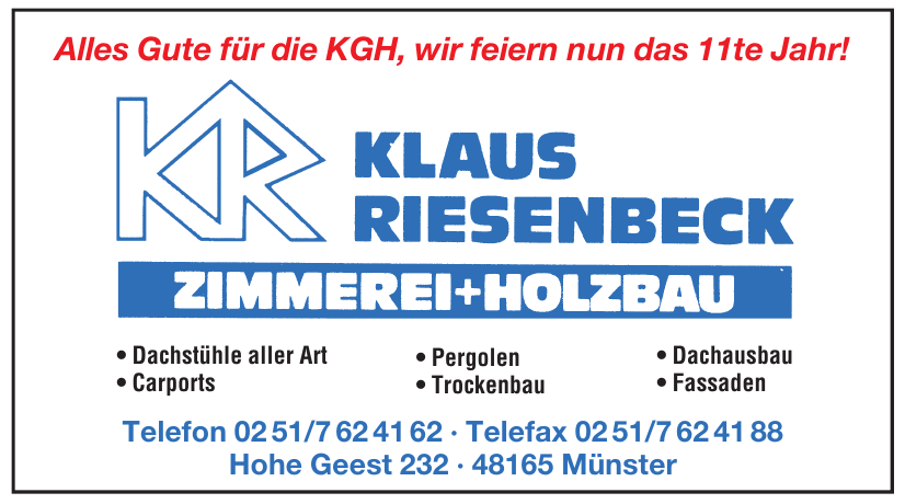 Klaus Riesenbeck