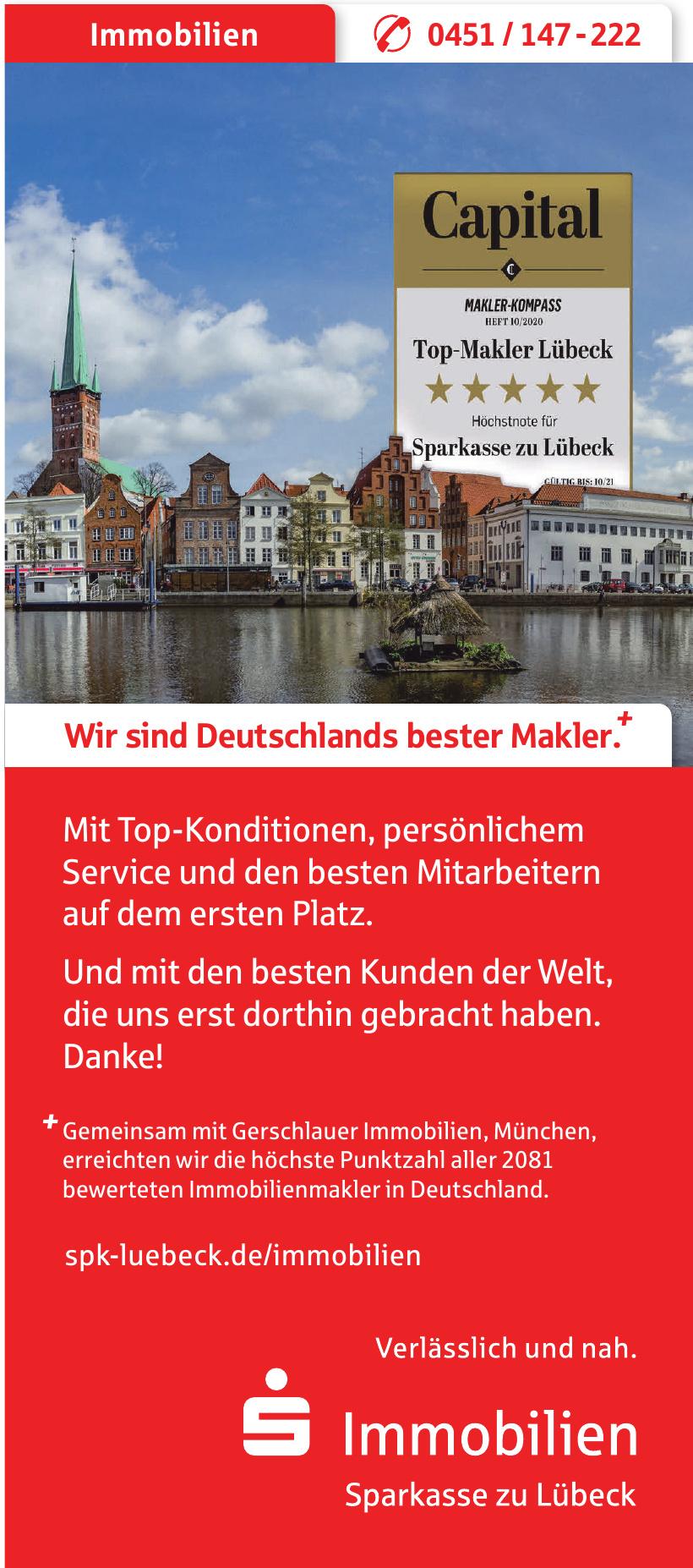 Sparkasse zu Lübeck AG ImmobilienCenter