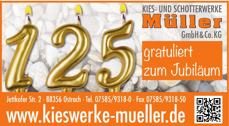 Kies-  und Schotterwerke Müller