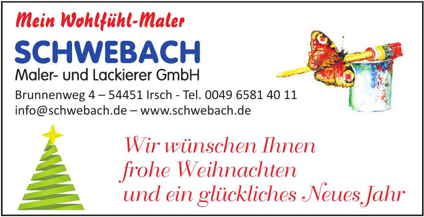 Schwebach Maler- und Lackierer GmbH