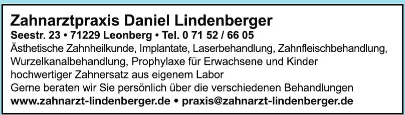 Zahnarztpraxis Daniel Lingenberger