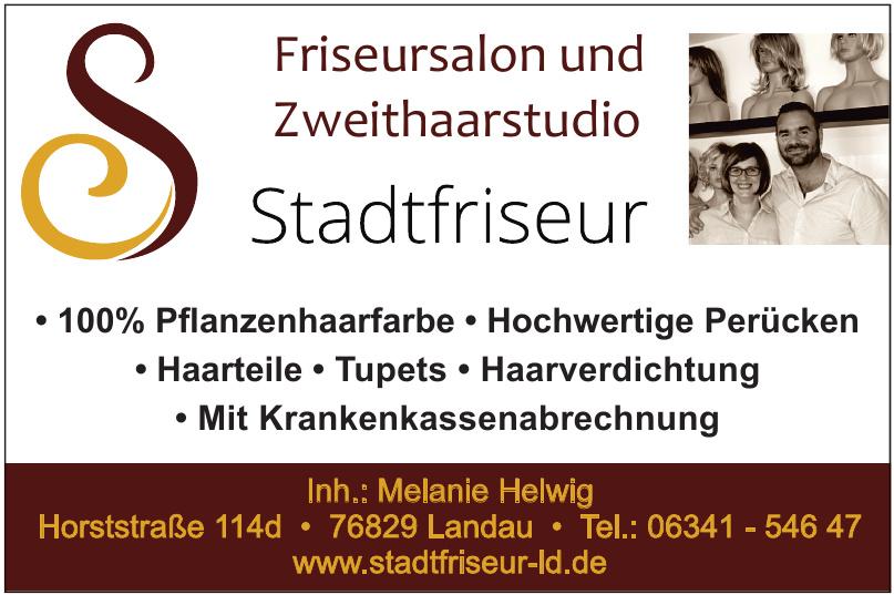 Friseursalon und Zweithaarstudio Stadtfriseur