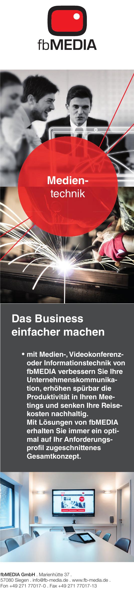 fbMEDIA GmbH