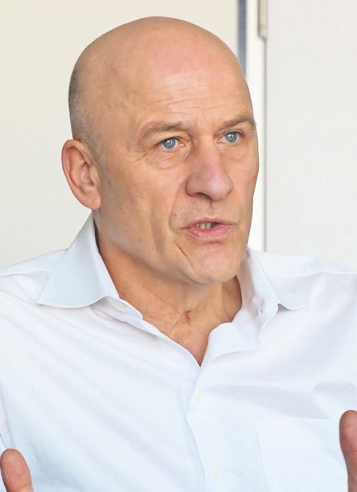 """Frank Witter: """"Die Mannschaft empfindet Europa als Privileg"""" Image 1"""