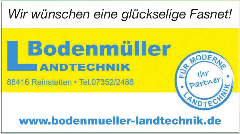 Landtechnik Bodenmüller