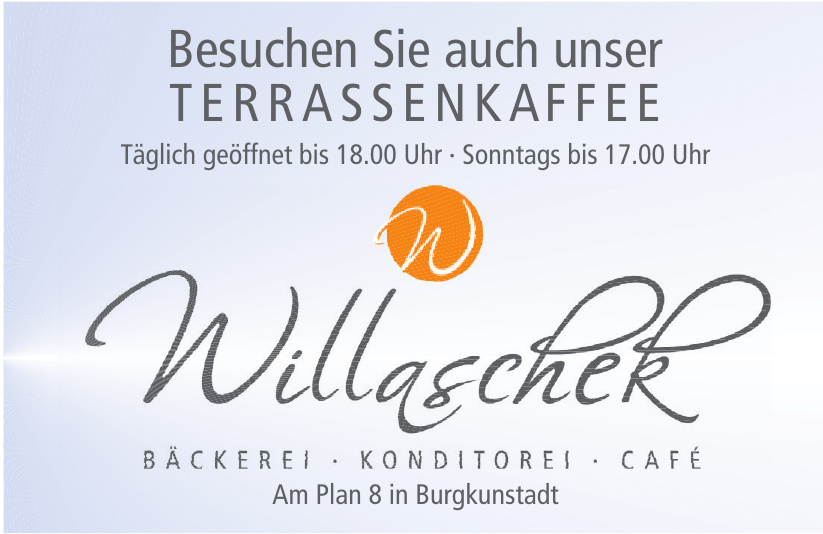 Bäcker Konditorei Café Willaschek