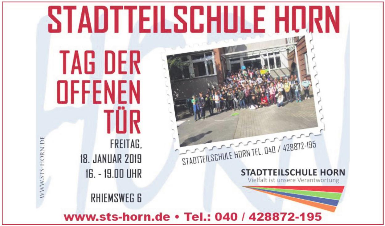 Stadtteilschule Horn