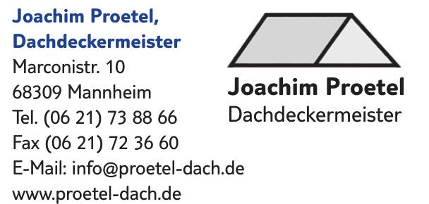 Joachim Proetel