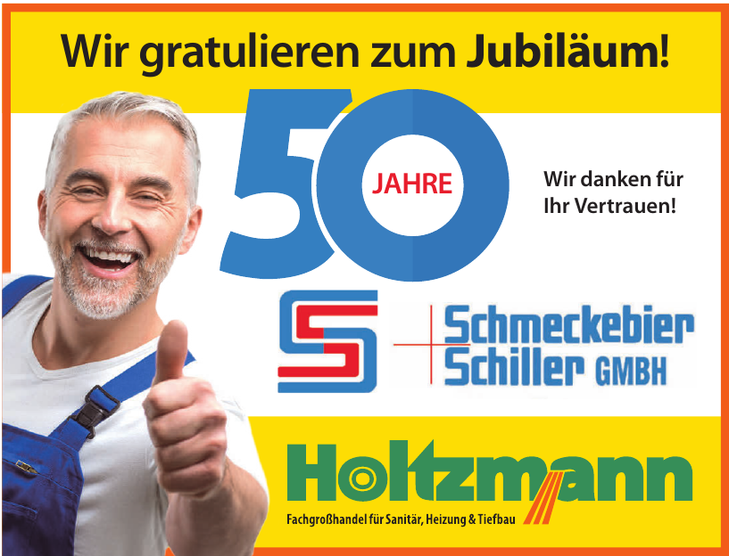 Holzmann Fachgroßhandel für Sanitär, Heizung & Tiefbau